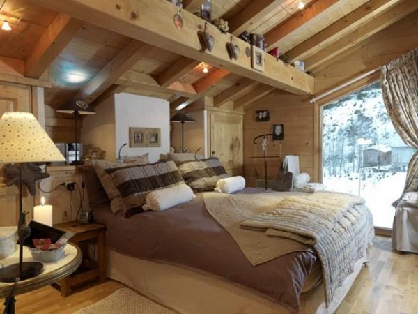 Стиль шале или интерьер в альпийском стиле